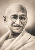 名人名言系列-甘地