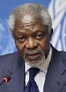 名人名言系列-前聯合國秘書長, 科菲·安南